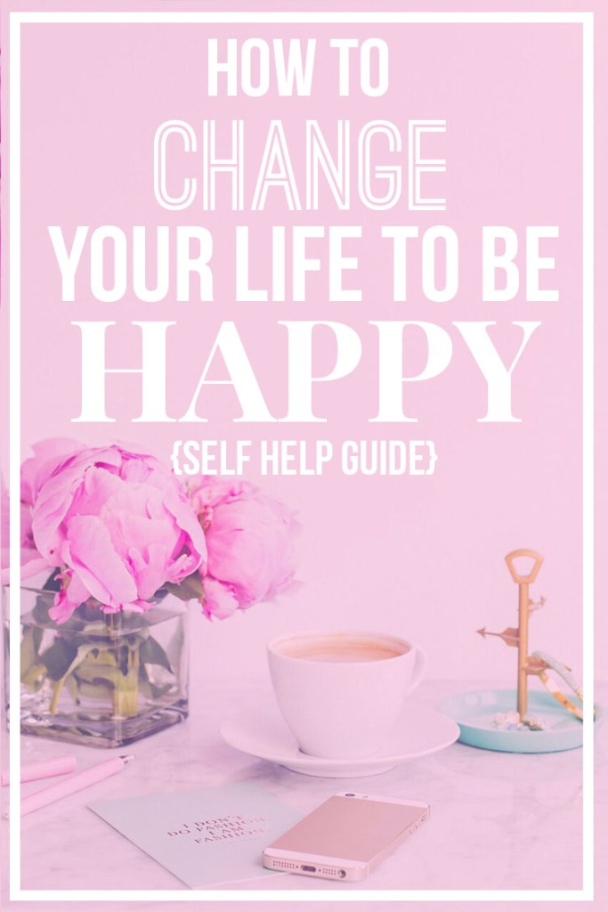 How Taking Charge of Your Life Will Make You Happy - Self help advice on how taking charge of your life will make you happy. Making strong positive choice in life to pursue your ultimate desires and happiness. Self Help Guide. Life Advice and Coaching. Better your life! #selfhelp #lifechoices #happiness #life