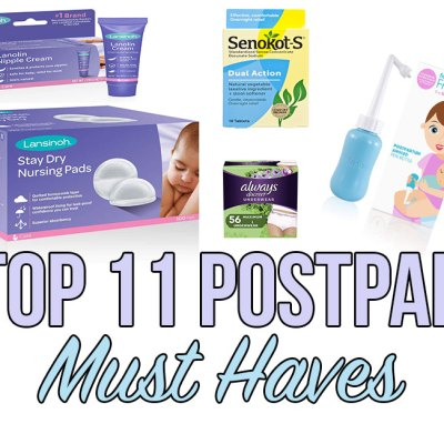 My Postpartum Must Haves: Here is my list of things that I absolutely loved during my postpartum recovery!