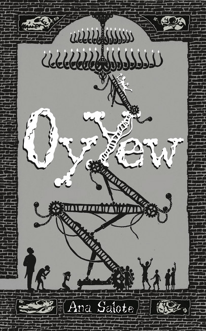 Oy Yew book review - Nikki Young Writes