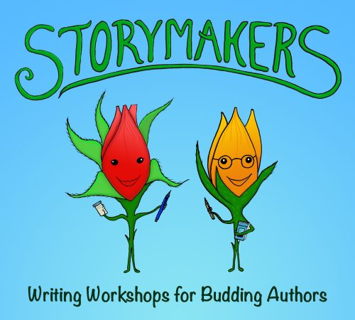 Storymakers creative writing club for budding authors - Nikki Young