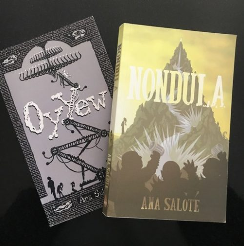 Book review - Nondula - Ana Salote - Nikki Young