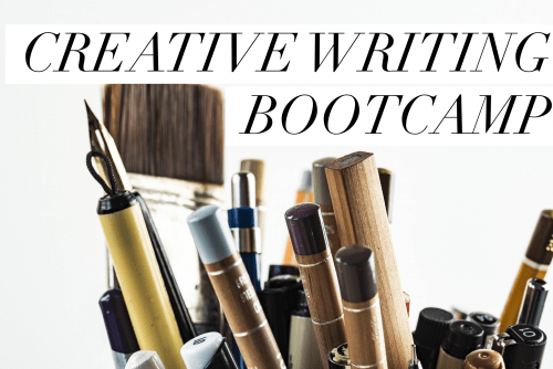 Creative Writing workshops - summer 2018 - Storymakers