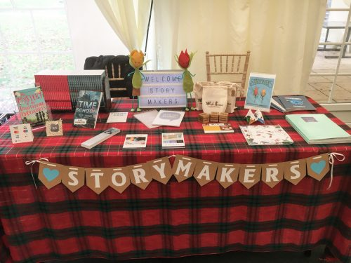 Storymakers Creative Writing Club for kids