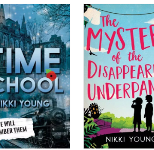 Books by Nikki Young