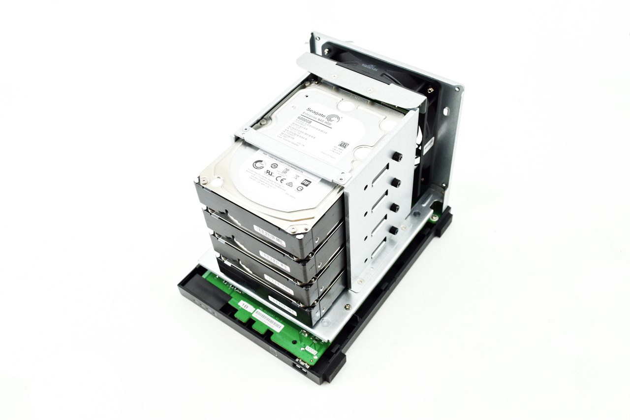 Asustor As T Nas Server Review
