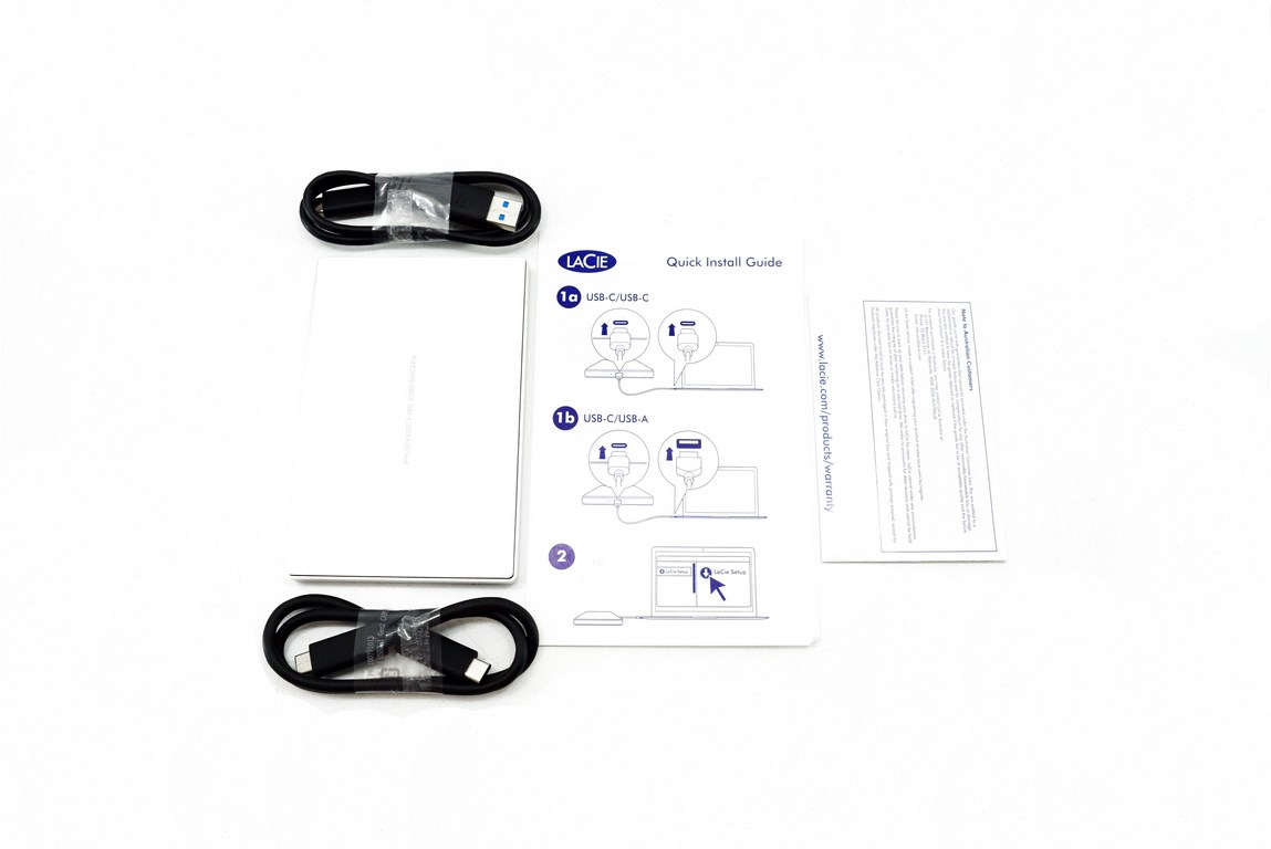 Lacie Porsche Design Mobile Drive 2tb Usb 3 0 Review