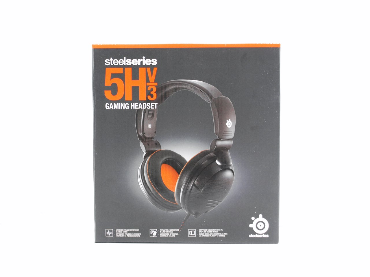 SteelSeries 5Hv3 Gaming Headset Review