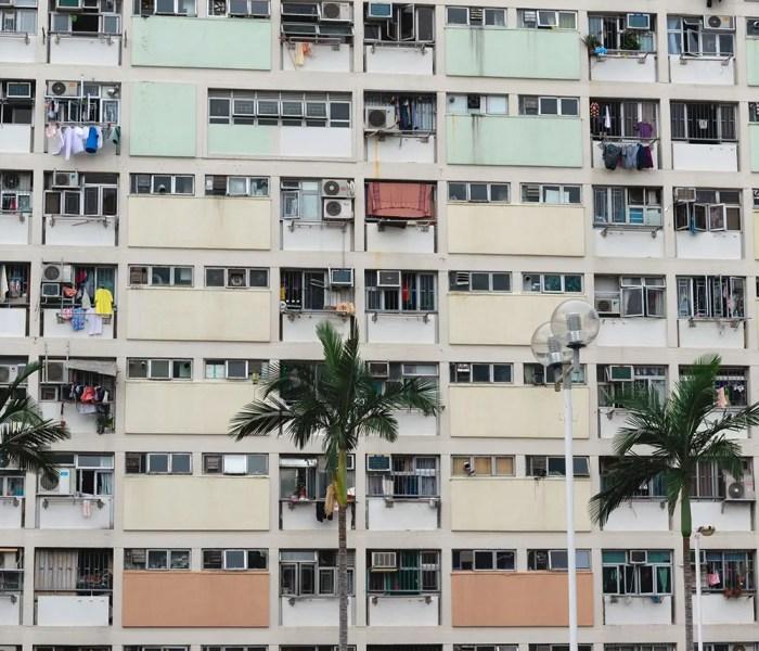 Choi Hung Rainbow Estate Hong Kong