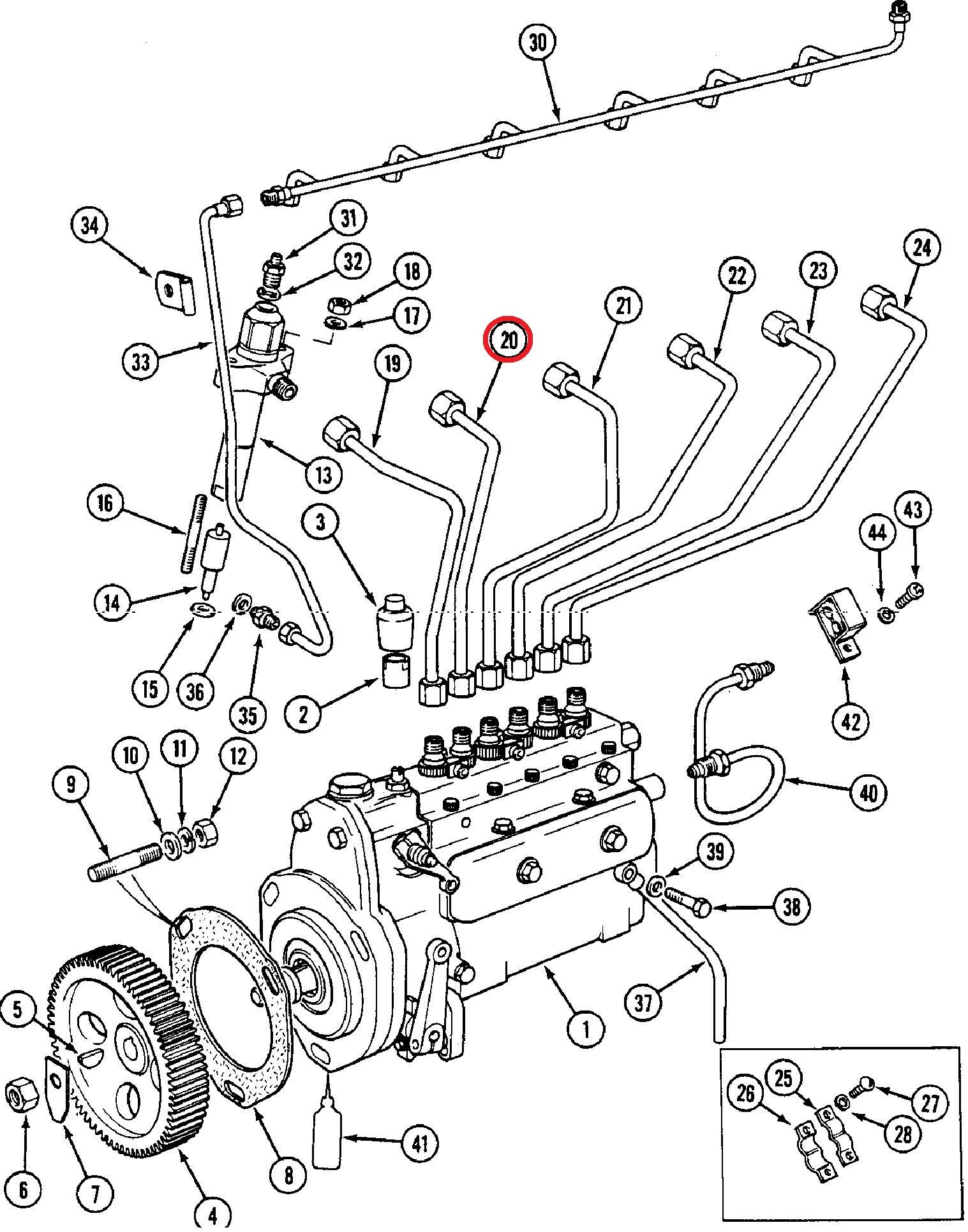 Ford 2310 Wiring Diagram - Wiring Diagrams List A Model For Ford Tractor Wiring Diagram on