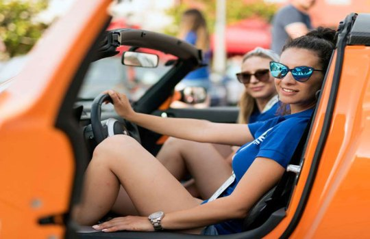 Nikola Tesla EV Rally Croatia 2019 announcement