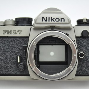 Nikon FM2/T - Sondermodell