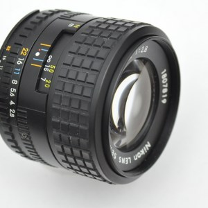 Nikon 100mm - Serie E 2.8 AIS - manuell nikonanalog