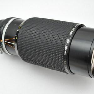 Nikon 80-200mm 4.0 Zoom - AIS TOP Zustand Fundgrube