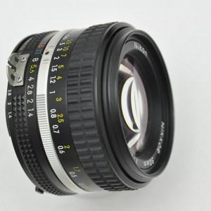 Nikon Nikkor 50mm 1.4 AIS Zustand A+ hervorragende Bildqualität