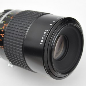 Nikon Micro Nikkor 105mm 4.0 ASI-absolut scharf-keine Bildfeldwölbung