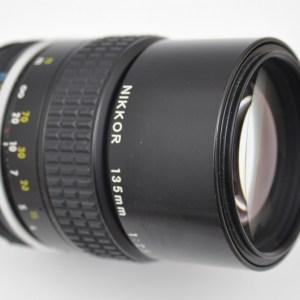 Nikon Nikkor 135mm 2.8 AI - selbst bei Offenblende superscharf-TOP