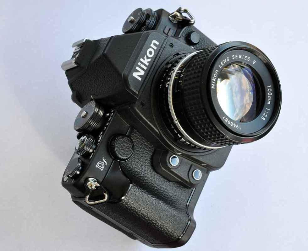 Nikon Serie E 100mm 2.8 mit der Nikon Df