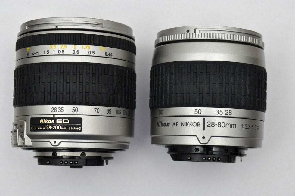 Nikon AF 28-200mm G