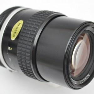Nikon Nikkor 135mm 3.5 AI - herausragende optische Qualität