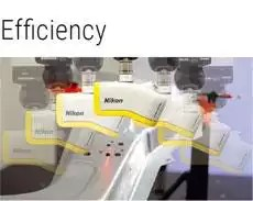nikon metrology CAMIO key features efficiency
