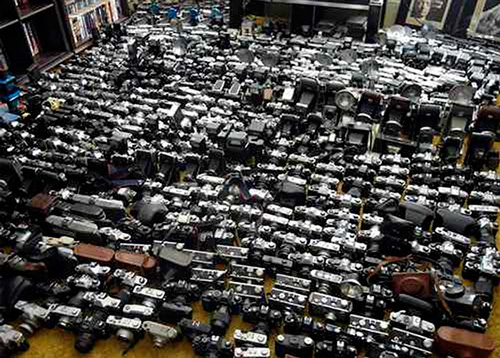 4425 appareils photos dans sa