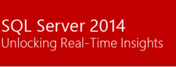 SQL Server 2014 RTM on 1st of April 2014