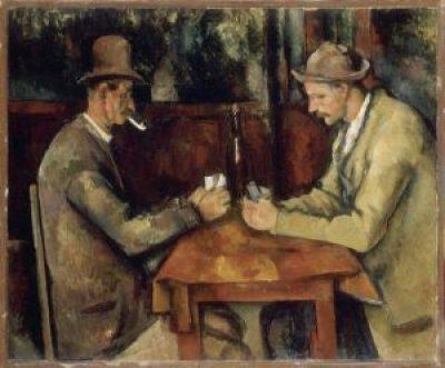 Paul Cezanne, Πολ Σεζάν, Γιώργος Εμπειρίκος