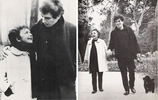 Εντίθ Πιάφ, Τεό Σαγαπό