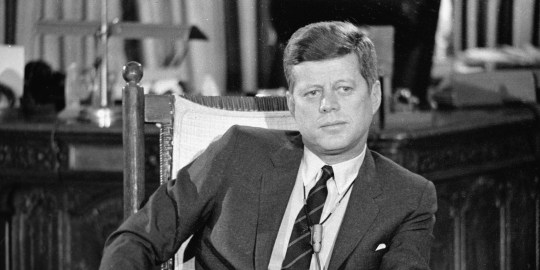 A Conversation With JFK