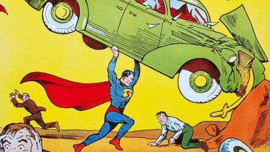 Action Comics No. 1, June 1938 Superman