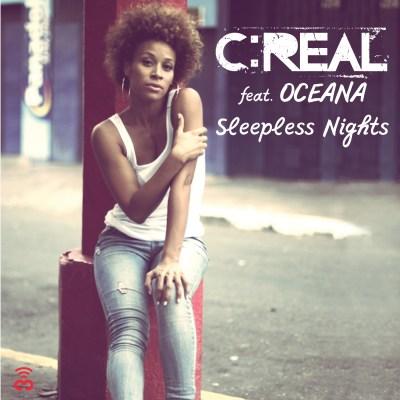 C:REAL + OCEANA Το εξώφυλλο του single