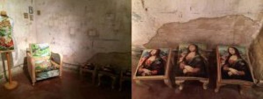 1821 μέτρα, εικαστικά, δρώμενα, Art,