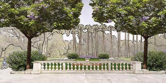 Εθνικός Κήπος Αθηνών, Ανάπλαση,