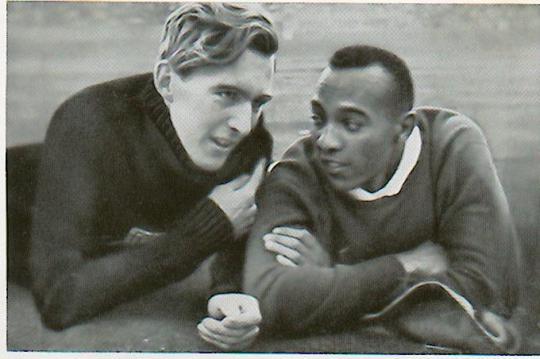 Jesse Owens & Lutz Lang