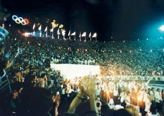 1997 Παγκόσμιο πρωτάθλημα στίβου Βαγγέλης Παπαθανασίου Αθήνα J.A. Samarang