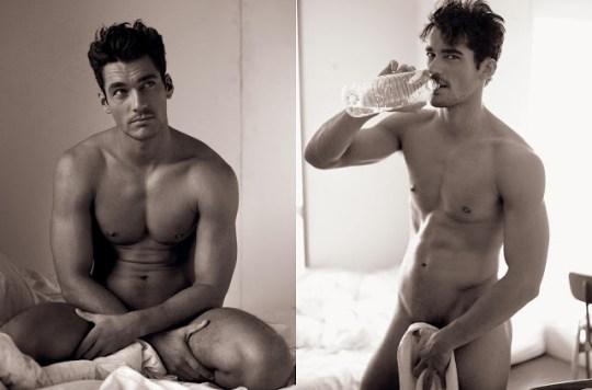 David Gandy sexy model