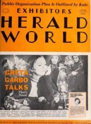 Greta Garbo, Γκρέτα Γκάρμπο