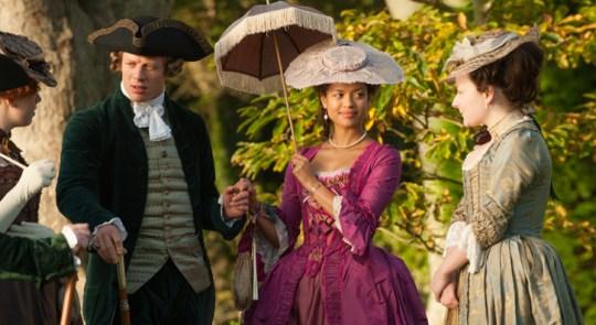 Σινεμά, Belle, Μιγάς, Μεγάλη Βρετανία, 1786, ταινία