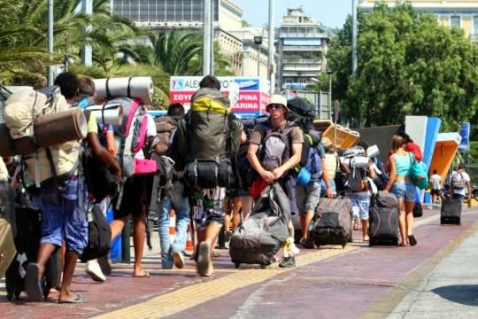 Ελλάδα, τουρισμός, όχι μόνο το καλοκαίρι, έσοδα, τουρίστες, ξενοδοχεία