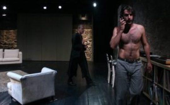 Βασίλης Μπισμπίκης, Vasilis Bisbikis, ηθοποιός