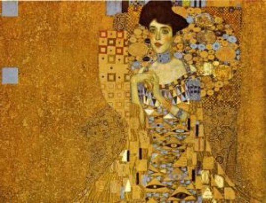 Gustav Klimt, «Portrait of Adele Bloch – Bauer I»