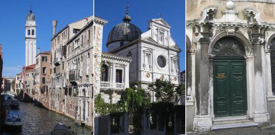 Venice, Βενετία, Από ψηλά, Η Βενετία και οι Έλληνες, Αγ. Γεώργιος, Venice from the above