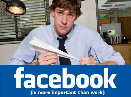 facebook-vs-work