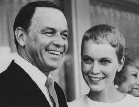 Φράνκ Σινάτρα, Frank-Sinatra, Mia Farrow