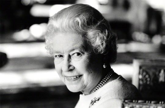 NPG x133110; Queen Elizabeth II by Jane Bown