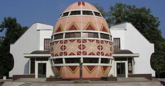 1_Pysanka Museum in Kolomyia, Ukraine