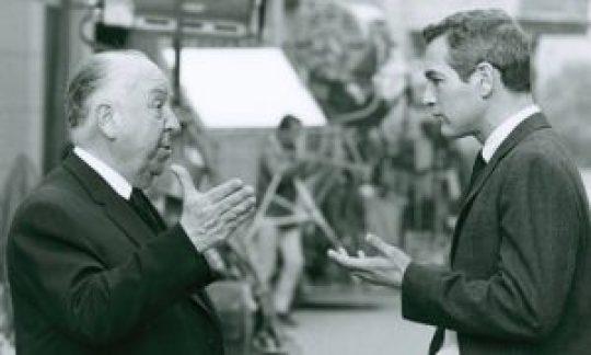 Alfred-Hitchcock, Άλφρεντ Χιτσκοκ, Paul Newman
