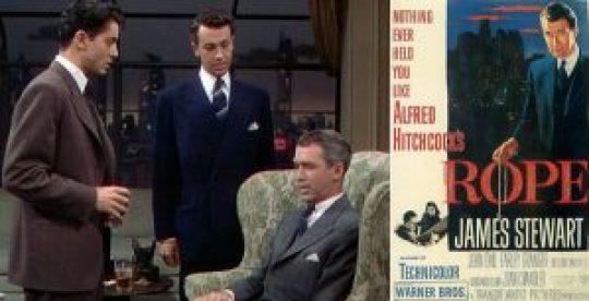 Alfred-Hitchcock, Άλφρεντ Χιτσκοκ, The Rope