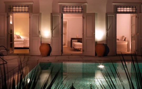 poseidonio_spetses_pool, posidonio, Ξενοδοχείο Ποσειδώνιο, Spetses, Σπέτσες, Boutique Hotel,