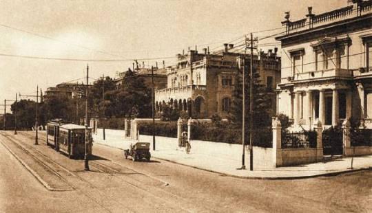 οικία Ράλλη-Σκαραμαγκά